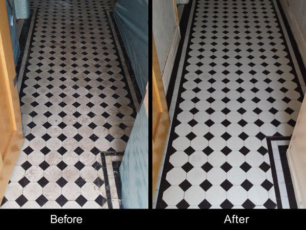 Versatile Restoration Before After Image