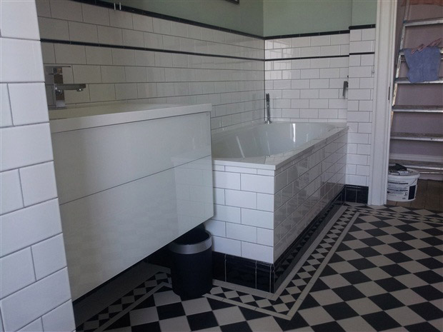 Versatile Restoration Bathroom Image